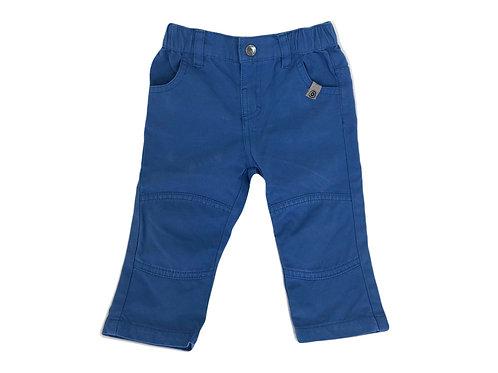 Pantalon Vertbaudet bleu 12 mois