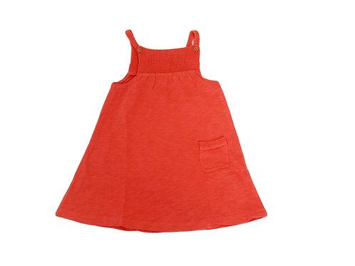 Robe Zara rouge 18/24 mois (92cm)