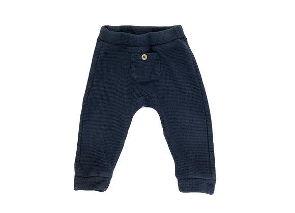 Pantalon Tape à l'oeil bleu 18 mois