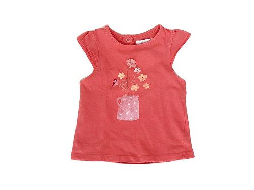 T-shirt Cadet Rousselle rose 2 ans