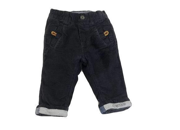 Pantalon Timberland en velours 12 mois