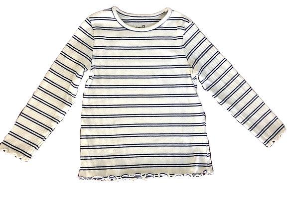 T-shirt chaussette La Redoute rayé 5 ans