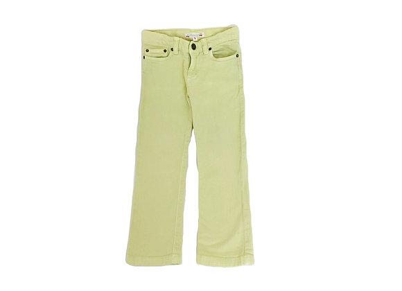 Pantalon Bonpoint jaune 3 ans