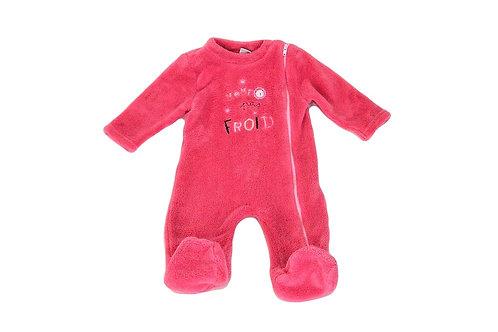 Sur-pyjama Absorba rose 6 mois