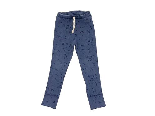 Legging Zara bleu 2/3 ans (98cm)