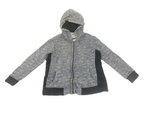 Sweat Zara à capuche gris 9/10 ans (140cm)