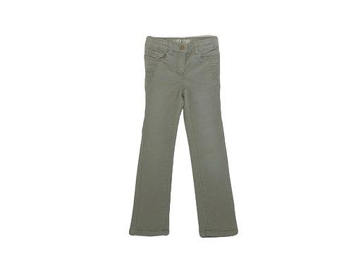 Pantalon Tape à l'oeil super skinny kaki 4 ans