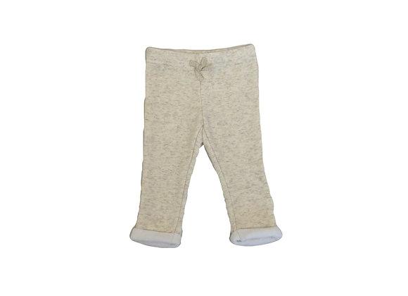 Pantalon Tape à l'oeil molletonné 12 mois