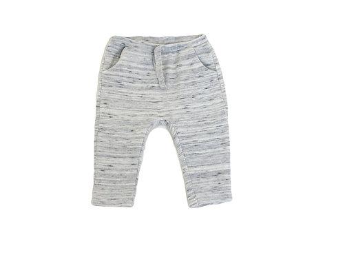 Pantalon Zara de jogging gris 6/9 mois (74cm)