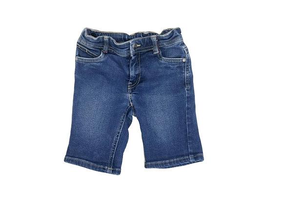 Short Tape à l'oeil en jean brut 3 ans