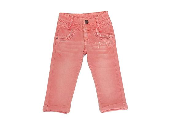 Pantalon 3/4 Catimini rose 5 ans