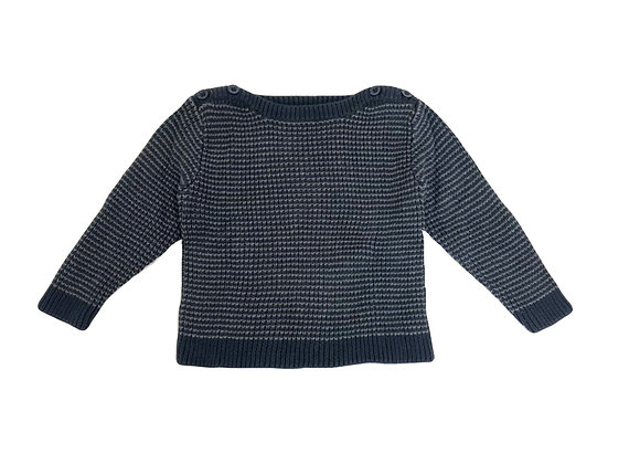 Pull Marese bicolore 2 ans