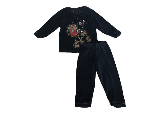 Pyjama Sergent Major édition noël 2 ans