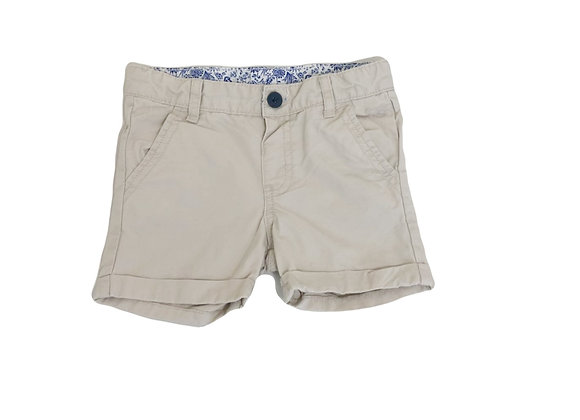 Short LCDP beige 2 ans