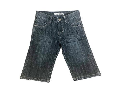 Short Okaidi en jean brut 10 ans
