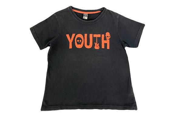 T-shirt Tape à l'Oeil marron 10 ans
