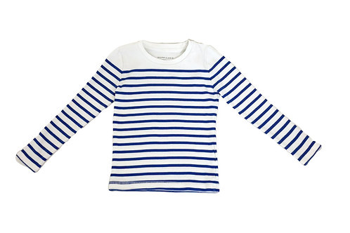 T-shirt Monoprix Kids rayé 5 ans