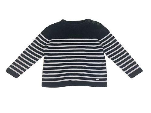Pull Zara marin 6 ans