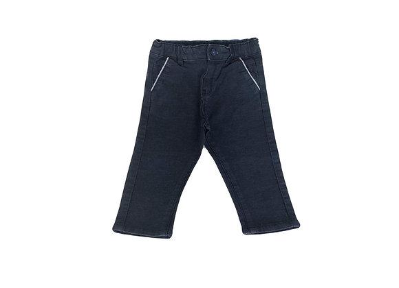 Pantalon Obaibi bleu 12 mois