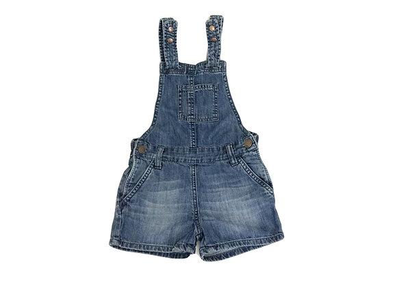 Salopette American Outfitters en jean 6 ans