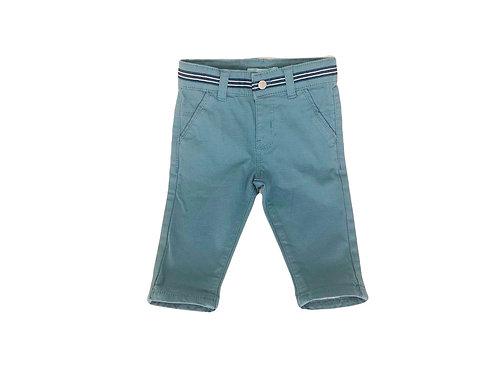Pantalon Obaibi bleu 3 mois neuf