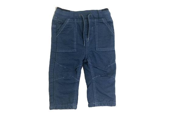 Pantalon Obaibi bleu 3 mois