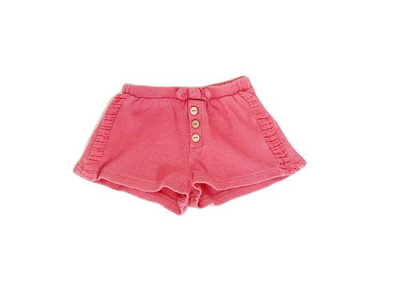 Short Zara rose 12/18 mois (86cm)