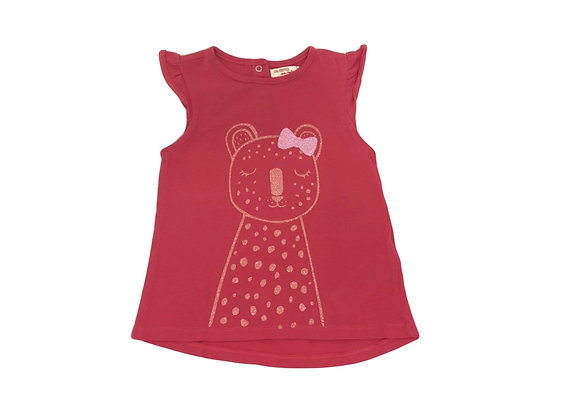 T-shirt DPAM rose 2 ans