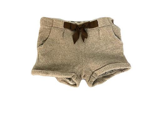 Short Zara beige 12/18 mois (86cm)