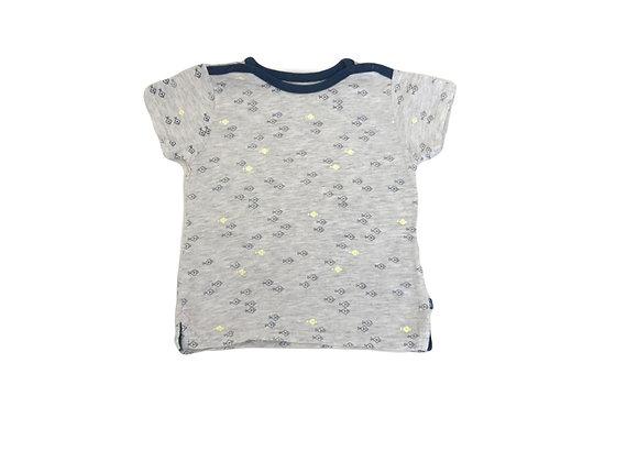 T-shirt Obaibi gris 2 ans