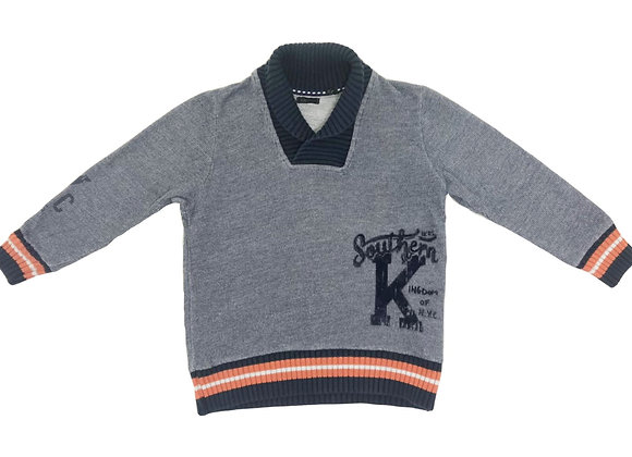 Pull IKKS col châle 3 ans