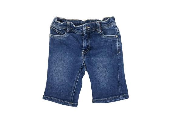 Short Tape à l'oeil en jean 4 ans