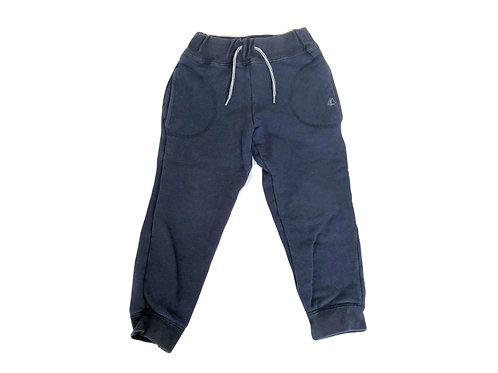 Pantalon Petit Bateau de jogging bleu 4 ans