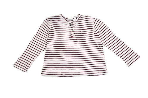 T-shirt Zara rayé 12/18 mois (92cm)