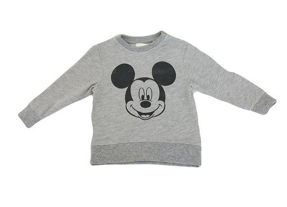 Sweat Zara imprimé Mickey 2 ans