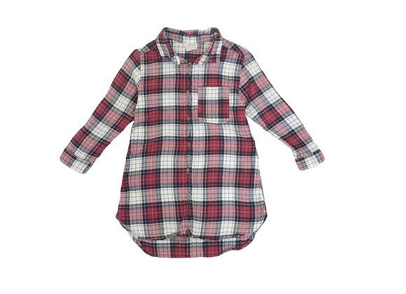 Robe-chemise Zara carreaux 4 ans