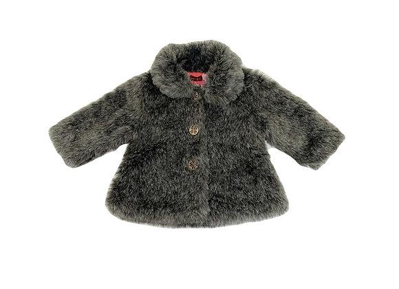 Manteau en fourrure Catimini 18 mois