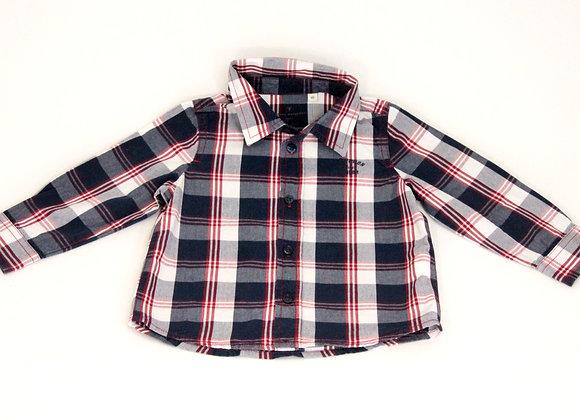 Chemise Tom Tailor à carreaux 18 mois