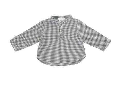 Chemise Zara à col mao 6 mois