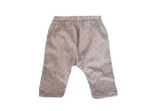 Pantalon d'été doublé Bout'chou 12 mois