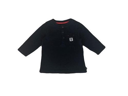 T-shirt Obaibi bleu 6 mois