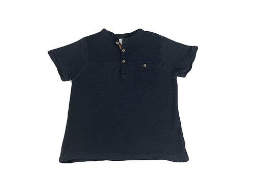 T-shirt Zara bleu 6 ans