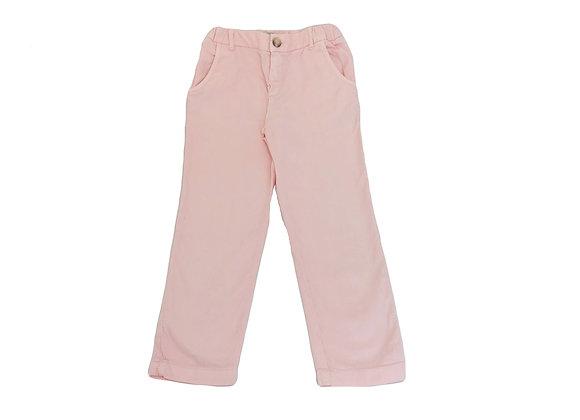 Pantalon Bonpoint en toile rose 8 ans