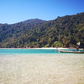Thailand by live-aboard boat