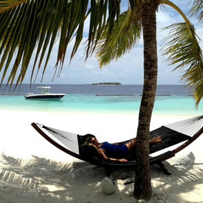 Paradise for One (Maldives)