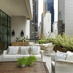 Best NYC hotels with balconies