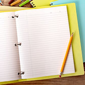 Notebook scolaire