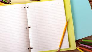O caderno de Maria