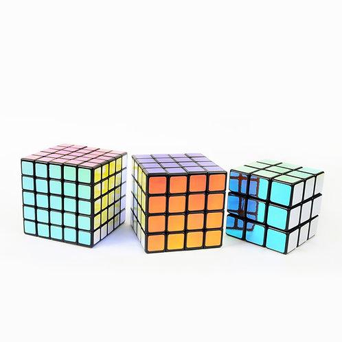 Unicorn Holographic Puzzle Cube
