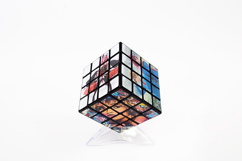 Custom Puzzle Cube 4x4 ~ Personalized Working Puzzle